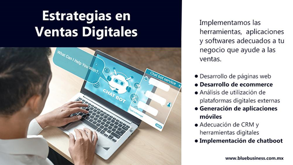Estrategias en ventas digitales